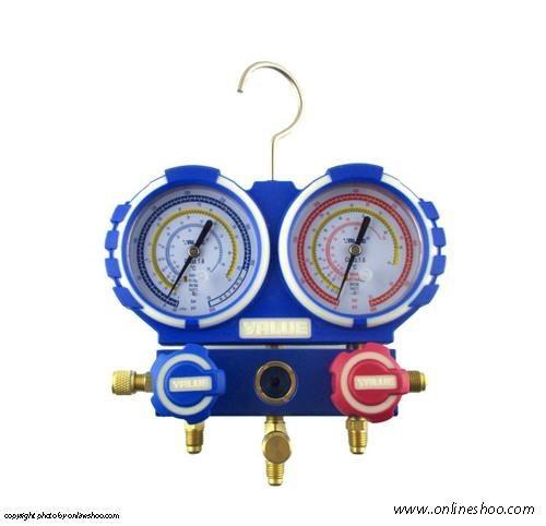 تصویر منیفولد سرویس VALUE مدل VMG-2-R22-B VALUE-VMG-2-R22