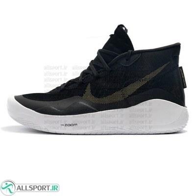 کفش بسکتبال نایک کی دی Nike KD 12 Metallic Gold