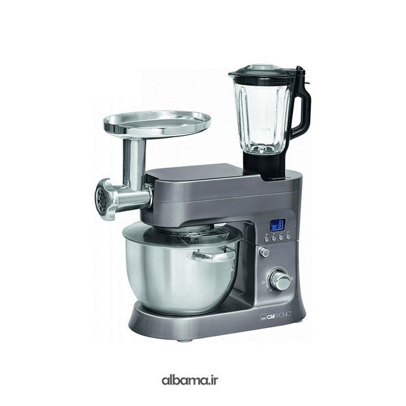 main images ماشین آشپزخانه کلترونیک مدل KM 3674 Kitchen machine CLATRONIC KM3674