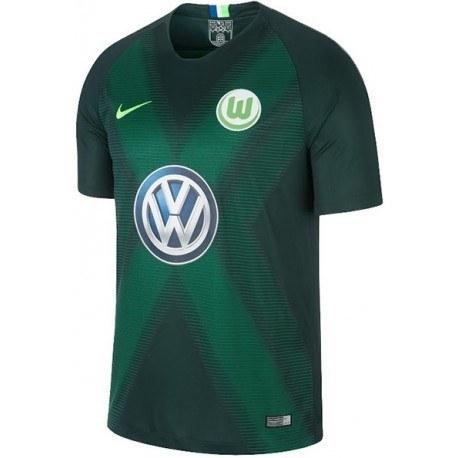 پیراهن اول تیم وولفسبورگ فصلWolfsburg 2019-20 Home Soccer Jersey
