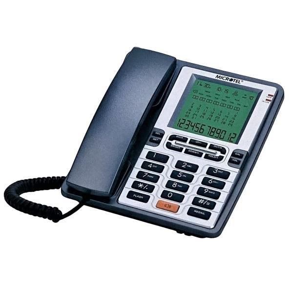 تصویر تلفن میکروتلمدلMCT-3191CID