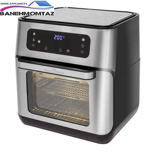تصویر سرخ کن پروفی کوک مدل PC-FR1200 H Profi Cook PC-FR1200 H Air Fryer