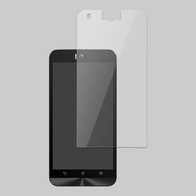 تصویر محافظ صفحه نمایش Multi Nano مدل Pro مناسب برای موبایل ایسوس Zenfone Selfie