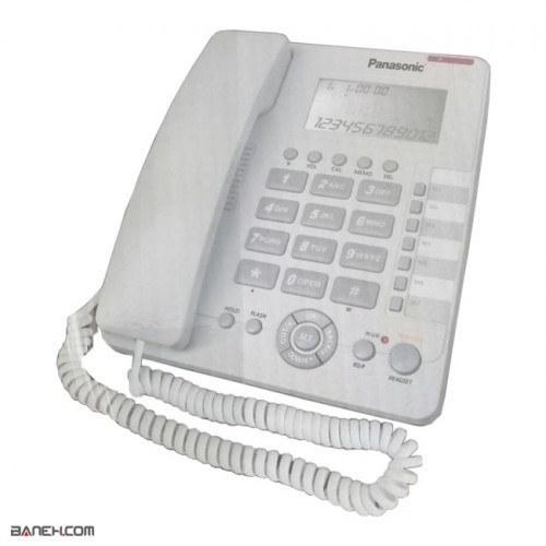 تصویر تلفن ثابت پاناسونیک KX-TS886 Panasonic Phone KX-TS886 Panasonic Phone