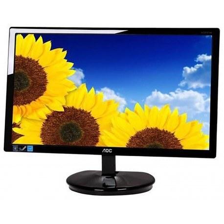 main images مانیتور ال او سی Monitor LED AOC E2043FSK سایز 20 اینچ