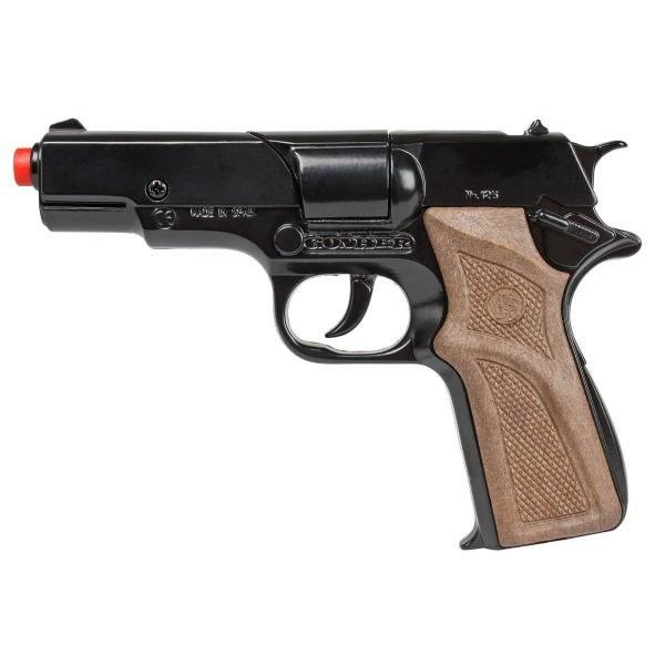 تصویر تفنگ بازی گانهر مدل کلت کد 125