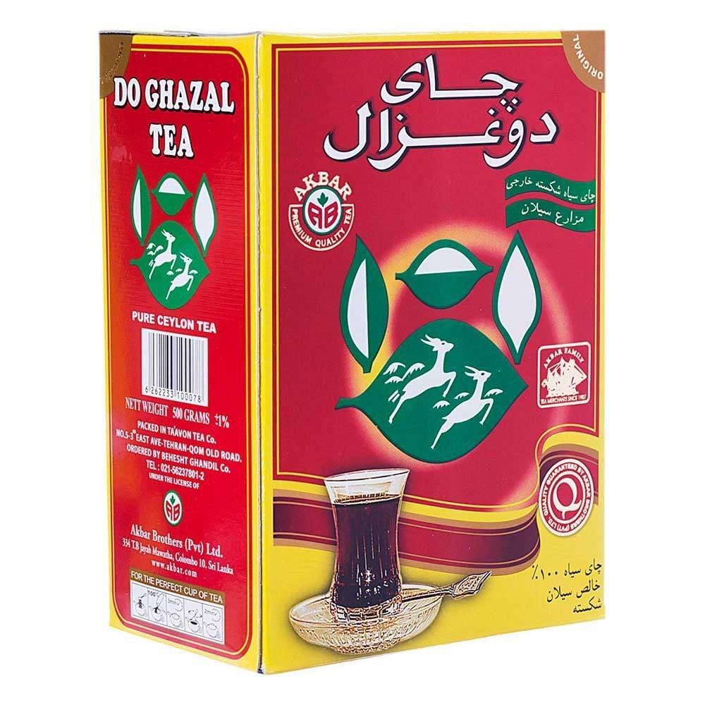چای ساده 500 گرمی دوغزال