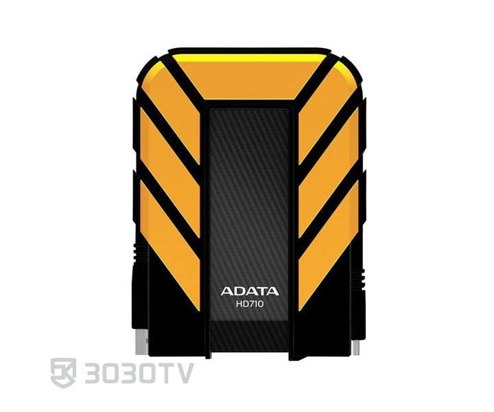 تصویر هارد اکسترنال ای دیتا HD710 با ظرفیت 2 ترابایت External Hard Disk ADATA HD710 2TB