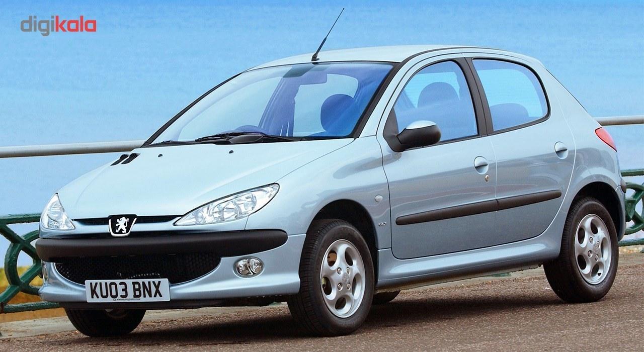عکس خودرو پژو 206 تیپ 5 دنده ای سال 1397 Peugeot 206 Type 5 1397 MT خودرو-پژو-206-تیپ-5-دنده-ای-سال-1397 5