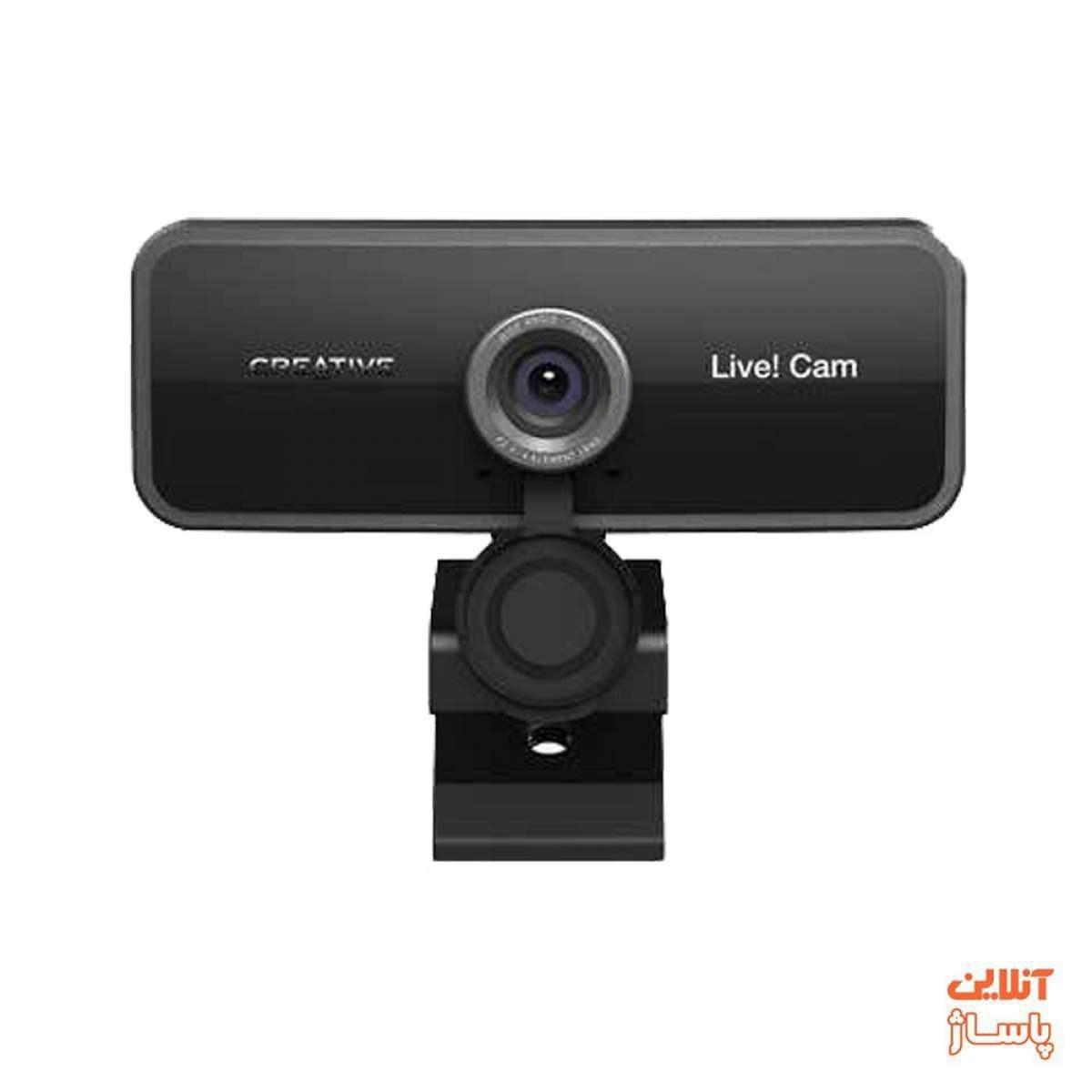 تصویر وب کم کریتیو مدل Live Cam SYNC Creative Live Cam SYNC Webcam