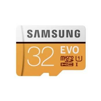 کارت حافظه microSDHC سامسونگ مدل Evo  کلاس 10 استاندارد UHS-I U1 سرعت 95MBps  ظرفیت 32 گیگابایت