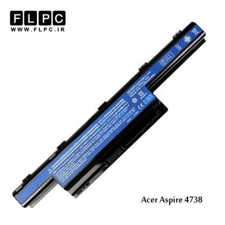 تصویر باطری لپ تاپ ایسر Acer Aspire 4738 Laptop Battery _6cell