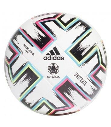 توپ فوتبال آدیداس مدل Adidas Euro 2020 Uniforia League Football