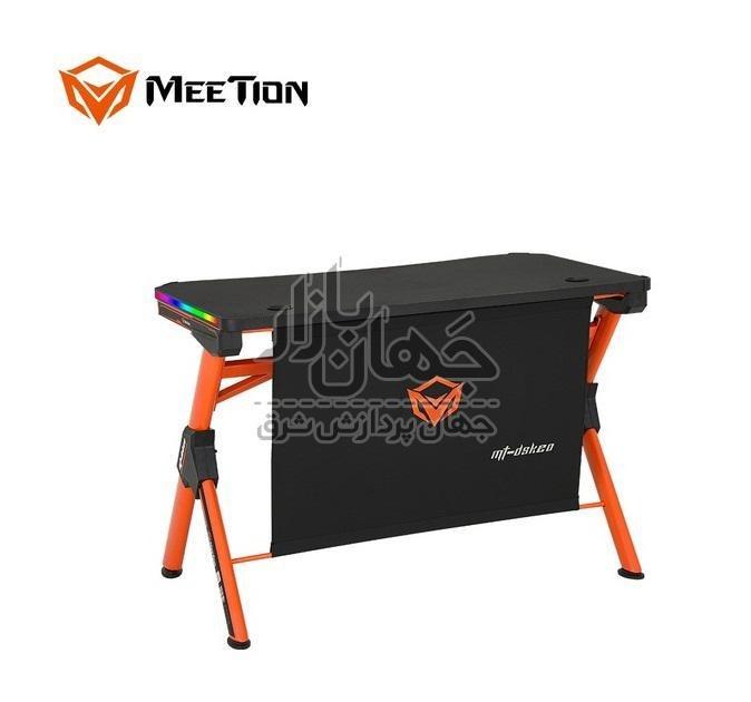 تصویر میز گیمینگ میشن مدل RGB20 ا (RGB LED Gaming PC Desk) (RGB LED Gaming PC Desk)