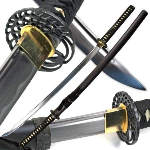 Last Samurai Japanese Sword Katana Honor w/ Free Stand