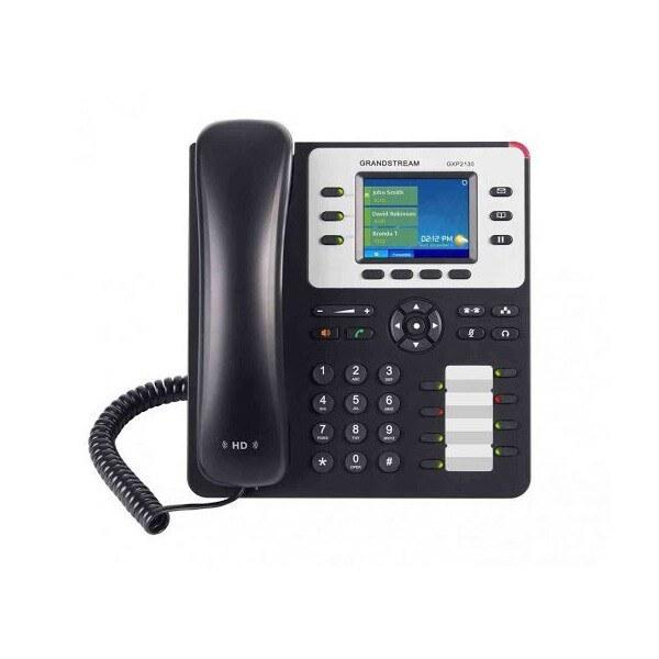 تصویر تلفن تحت شبکه گرنداستریم مدل Grandstream GXP 2130 Phone under Grandstream GXP 2130 network