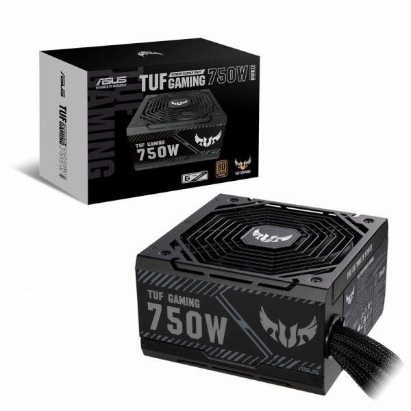 تصویر پاور ایسوس مدل TUF 750W Gaming