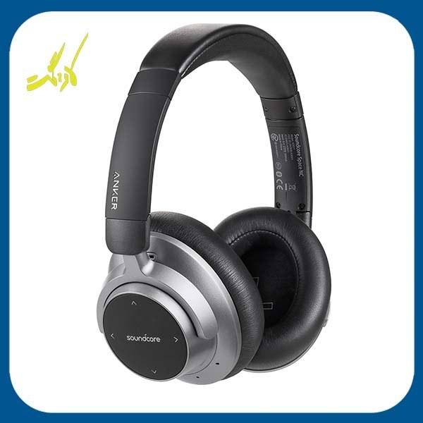 تصویر هدفون بی سیم انکر مدل Space NC Anker Soundcore Space NC Headphone