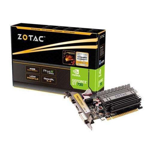 زوتک مدل GT 730 4GB | ZOTAC GT 730 4GB
