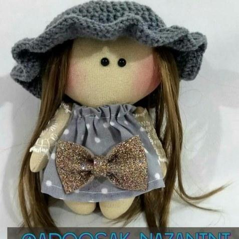 عروسک روسی بامزه  