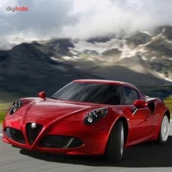 خودرو آلفارومئو 4C اتوماتیک سال 2016 | Alfa Romeo 4C SuperSport 2016 AT