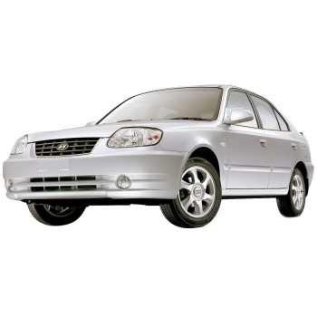 خودرو هیوندای Verna دنده ای سال 2004 | Hyundai Verna 2004 MT