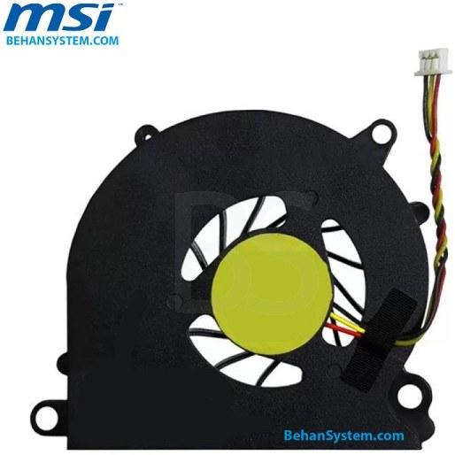 تصویر فن پردازنده لپ تاپ MSI Wind U120 / U120H