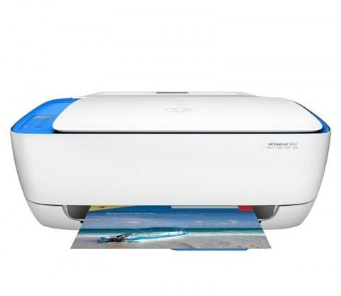 تصویر پرینتر جوهر افشان اچ پی مدل ۳۶۳۲ HP Deskjet 3632 All-in-One Printer