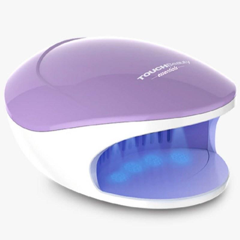 دستگاه خشک کن آرایش ناخن 2 کاره تاچ بیوتی مدل TB-1439 | Touch Beauty 2 In 1 Nail Polish Dryer TB-1439