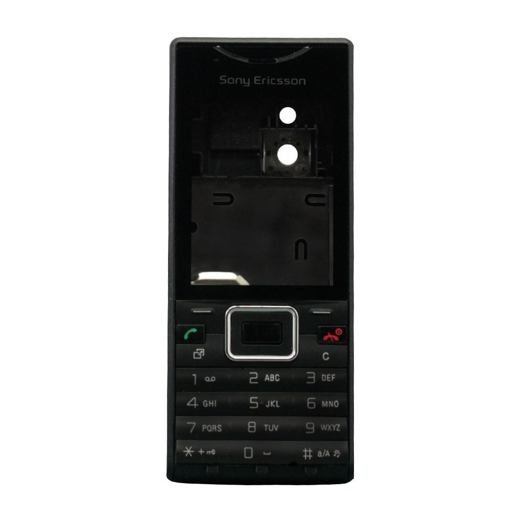تصویر قاب و شاسی موبایل سونی اریکسون مدل Elm K970 ا Sony Ericsson Elm K970 Mobile Phone Case and Chassis Sony Ericsson Elm K970 Mobile Phone Case and Chassis