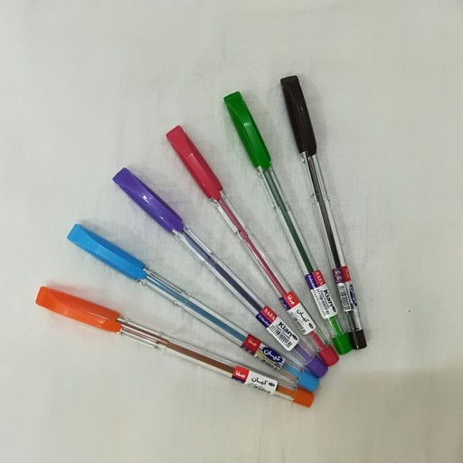 خودکار رنگی کیان |