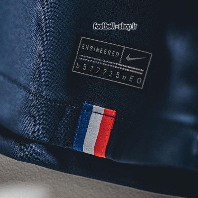 تصویر لباس اول سرمه ای اریجینال آ پلاس پاری سن ژرمن 2021-Nike