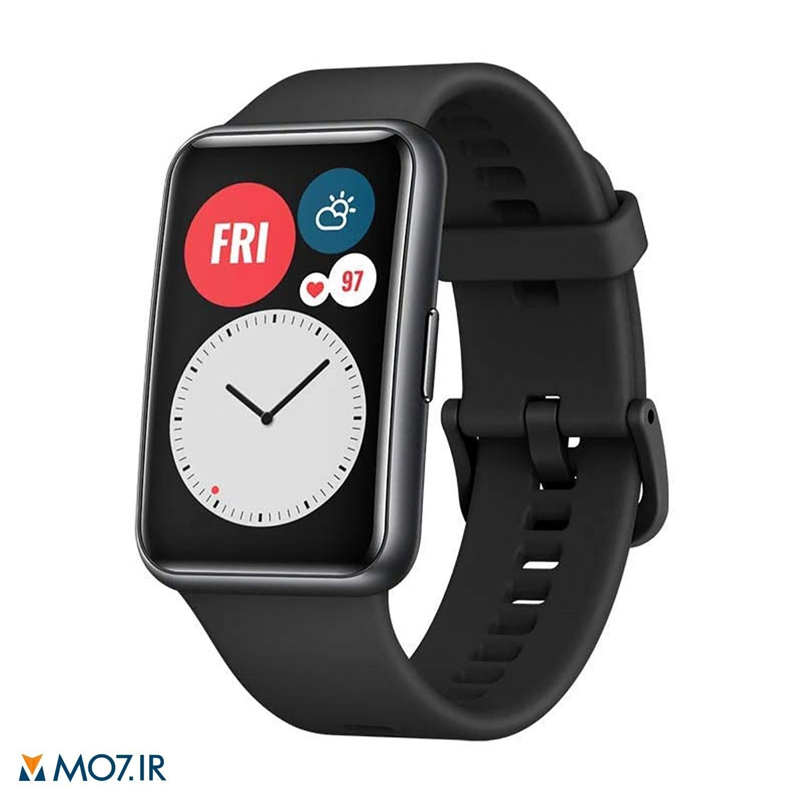 تصویر ساعت هوشمند هوآوی مدل Watch Fit HUAWEI Watch Fit SmartWatch