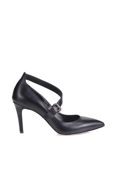 کفش پاشنه دار زنانه هاتیچ | کفش پاشنه دار هاتیچ با کد 01AYH111730A100