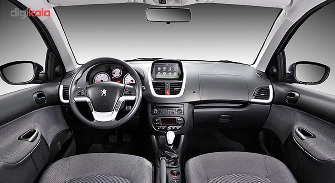 عکس خودرو پژو 207 اتوماتیک سال 1397 Peugeot 207i 1397 AT خودرو-پژو-207-اتوماتیک-سال-1397 8
