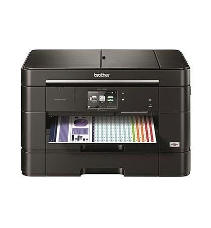 تصویر پرینتر جوهرافشان برادر MFC- J2720 Brother MFC- J2720 Colour Inkjet Printer