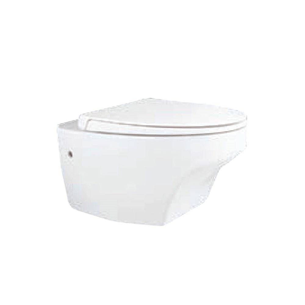 تصویر توالت فرنگی وال هنگ مروارید مدل مگا - 1