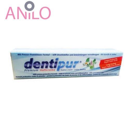 چسب دندان مصنوعی دنتی پور مدل Premium وزن 40 گرم