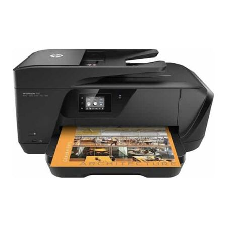 main images پرینتر چهار کاره جوهر افشان اچ پی مدل آفیس جت ۷۵۱۰ HP OfficeJet 7510 Wide Format All-in-One Printer