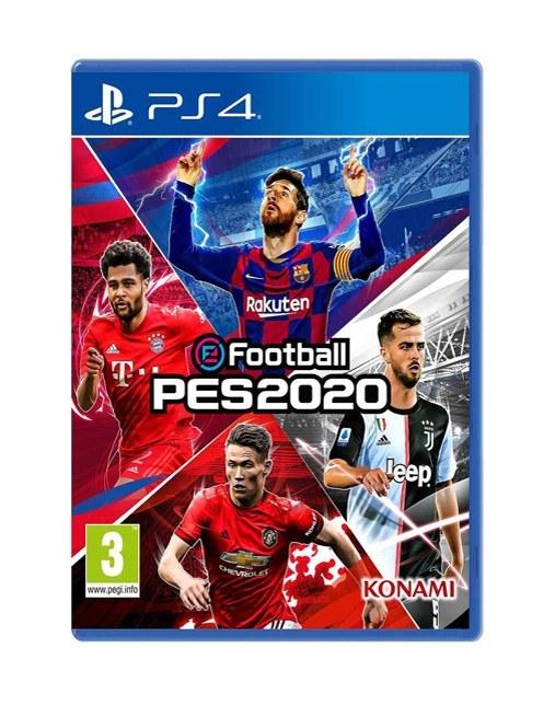 تصویر بازی PES 2020 Football مخصوص PS4 قیمت بازی PES 2020 Football مخصوص PS4  به شرط خرید تیمی