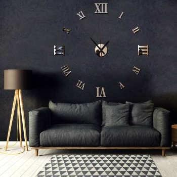 عکس ساعت دیواری مدل Roman  ساعت-دیواری-مدل-roman