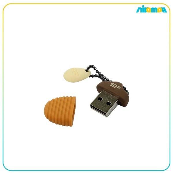 تصویر فلش مموری سیلیکون پاور Touch T30 USB 2.0 - 32.0GB Flash Memory Silicon-Power Touch T30 USB 2.0 - 32.0GB