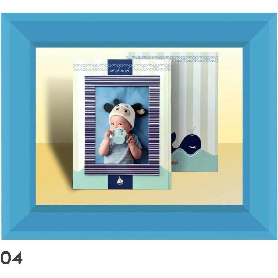 تصویر آلبوم ثبت خاطرات کودکى یکى بود یکى نبود طرح 04