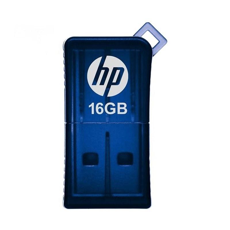 تصویر فلش مموری اچ پی مدل x165w ظرفیت 16 گیگابایت HP x165w Flash Memory 16GB