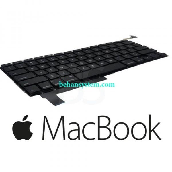 "main images کیبورد مک بوک پرو A1286 پانزده اینچی سال 2008 تا ابتدای 2009 Keyboard MacBook Pro 15"" A1286"