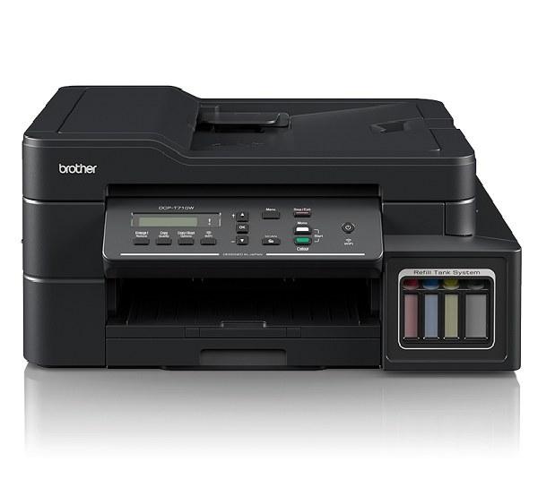 تصویر پرينتر چندکاره جوهرافشان برادر مدل DCP-T۷۱۰W brother DCP-T710W All-in-One Inkjet Printer