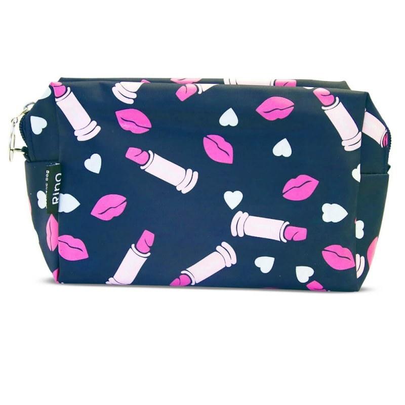 کیف آرایشی طرح Lipstick