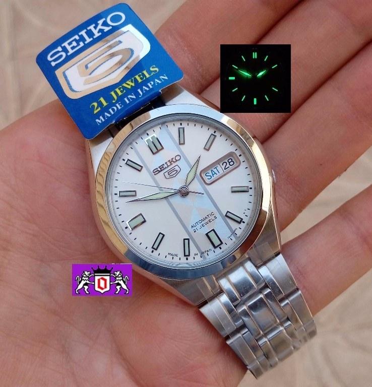 22c9aa10f لیست قیمت ساعت اتوماتیک SEIKO 5 (سیکو 5) اصل ژاپن کد 32   ترب