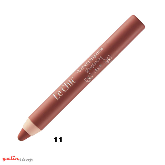 رژ لب مدادی لچیک شماره 11 Lechic