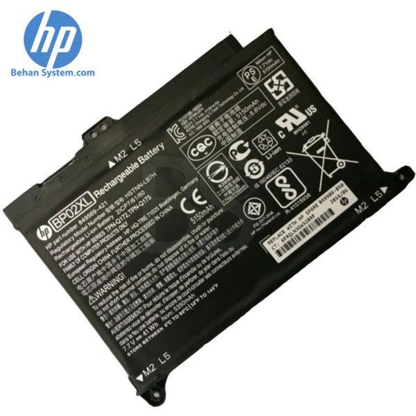 باتری لپ تاپ HP Pavilion 15 مدل BP02XL